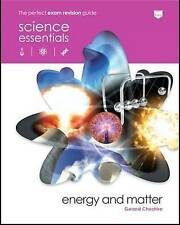 Energy and Matter (Science Essentials - Physics),Gerard Cheshire,New Book mon000