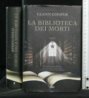 LA BIBLIOTECA DEI MORTI. Cooper. Nord.
