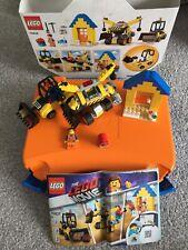 70832 Lego - The LEGO Movie 2 - Emmet's Builder Box - Complete