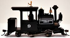Bachmann On30 Scale Train Steam 0-4-2 Porter DCC Equipped Greenbrier & Big 28257