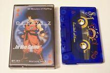 DJ Krys z-in the Game mix tape no 3 tape/cassette (Afrob massive sons rakim)