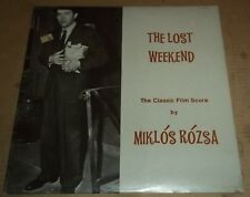 Miklos Rozsa THE LOST WEEKEND - TT-MR-2 SEALED