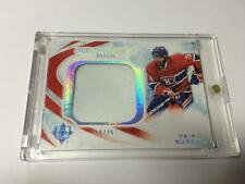 2010-11 UD ULTIMATE DEBUT THREADS PATCH 12/35 P.K. SUBBAN
