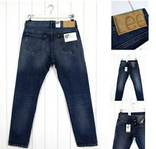 NEW  LEE 101 TAPERED  HEAVY DUTY 16oz JEANS SELVEDGE DENIM SLIM  FIT__ ALL SIZES
