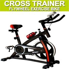 Home Use Upright Self-Powered Exercise Bikes