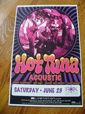HOT TUNA Tucson Concert Poster 2007