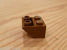 10 x LEGO Slopes Inverted 2x2 45° (Part 3660) + SELECT COLOUR ++ FREE POSTAGE