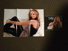 DELTA GOODREM - IN THIS LIFE CD2 LTD ED + BONUS POSTER cd single  NEW UNSEALED