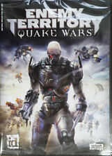 ** Enemy Territory Quake Wars ** PC DVD GAME ** Brand new Sealed **