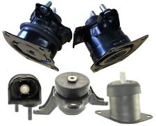 5PC ENGINE & TRANSMISSION MOUNT FOR 2009-2014 ACURA TL 3.5L 3.7L  FAST FREE SHIP