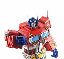 Custom Transformers Devastation Cel Shaded Masterpiece Optimus Prime G1 Convoy