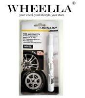 Reifenmarkierungsstift weiß Reifenstift Dunlop 4,5 ml PKW Reifenmarker - WHEELLA