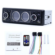 Bluetooth 1Din Autoradio Set Stereo Audio MP3 Player FM Empfänger USB Universal