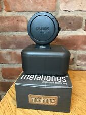Metabones Canon EF Lens to Sony E-Mount T Smart Adapter MARK V *EXCELLENT*