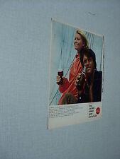 D155 PUBLICITE COCA-COLA '1966 FRENCH CLIPPING