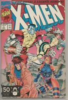 (AUTO!) X-Men #1 (1991) SIGNED BY STAN LEE AT COMICON (Marvel) COLOSSUS ROGUE!