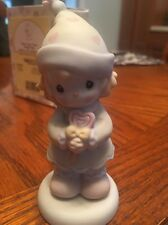 Precious Moments Figurine 139521, You Make The World A Sweeter Place MIB
