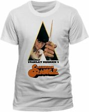 A Clockwork Orange: 'Poster Artwork' T-Shirt *Official Kubrick Merchandise*