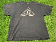 New listing Vintage Disturbed Band T Shirt! Asylum! Giant Tag!