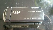 sony video camcorder hdr-cx115e video camera with 1 battery