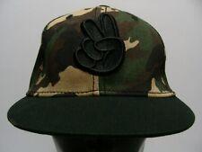PEACE - NEFF - YOUTH SIZE ADJUSTABLE SNAPBACK BALL CAP HAT!