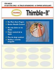Colonial Thimble-It under finger protection