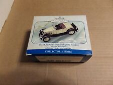 1932 Chevrolet Standard Sports Roadster Vintage Roadsters 1999 Hallmark Ornament