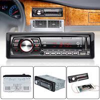 Car Radio Stereo Audio Head Unit Player IPod/MP3/WMA/USB/SD/AUX-IN/FM In-Dash