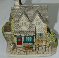 Lilliput Lane The Greengrocer's L622 complete with Deeds