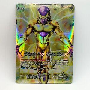 Ultimate Form Golden Frieza - BT1-083 R - Foil - Dragon Ball Super - NM