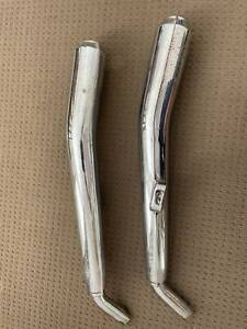 Laverda motorcycle exhaust silencers