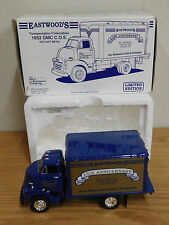 FIRST GEAR 1952 GMC C.O.E. DRY GOODS TRUCK 1/34 SCALE EASTWOOD 15TH ANNIVERSARY
