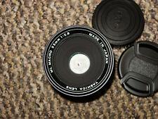 Genuine Yashica 55mm F2.8 ML 1:1 Macro Lens - Yashica / Contax Mount - Very Nice