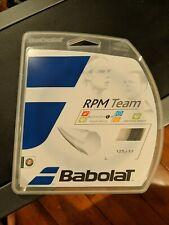 Babolat RPM Team Tennis String 17g - black