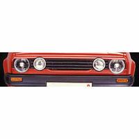Bad Look Upper Eyebrow Eyelash Headlight Upper Cover For 4 Headlights  VW GOLF 2