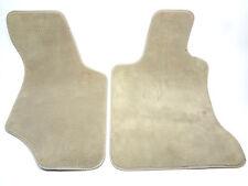 Lincoln Continental Front Floor Carpet Mats 1988 1989 1990 1991 1992 1993 1994