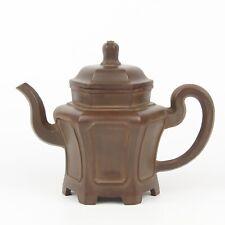Antique Chinese Collection Yixing Zisha Pot Teapot