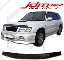 Pour Subaru Forester 1997-1999 Capuche Protection Déflecteur Spoiler Restylage