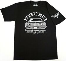 STREETWISE RANFLA T-shirt Cholas Rolas Ranflas Urban Streetwear Tee Men's New
