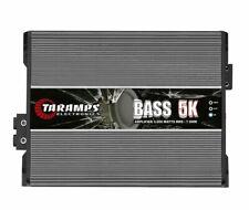 Taramps Bass 5K 1 Ohm Amplifier Bass5K Hd 5000 Watts Taramp's Amp