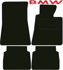 Bmw e30 3 Series Tailored Deluxe Quality Car Mats 1984-1991 Saloon Estate