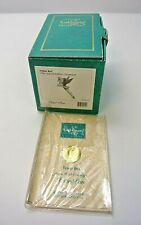 WDCC Tinker Bell 1996 Special ED Ornament Box & COA Only - No Figurine!
