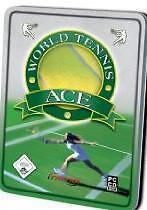 World tennis Ace * dans le collecteur boîte en fer * tout NEUF