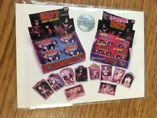 1997 KISSTORY CARD # 86 KISS DONRUSS KISS CARDS KISS ARMY