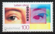 GERMANY MNH 1996 SG2737 The Struggle Against Medicine Abuse