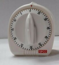 Long Ring Bell Alarm Loud 60-Minute Kitchen Cooking Timer Mechanical New