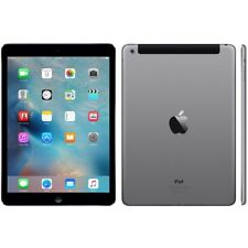 Apple iPad Air 1st Gen. 16GB, Wi-Fi + Cellular (Unlocked), 9.7in - Space Grey