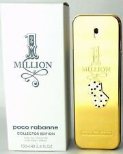 1 Million Monopoly Collector Edition by Paco Rabanne 3.4 oz.EDT Spray Tester.New