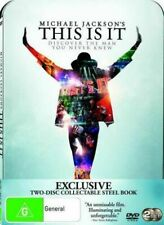 Michael Jackson: This Is It (2 Disc Steelbook DVD)