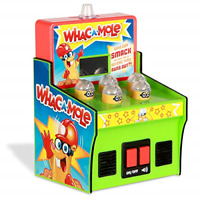 Basic Fun Whac-A-Mole Mini Electronic Arcade Game